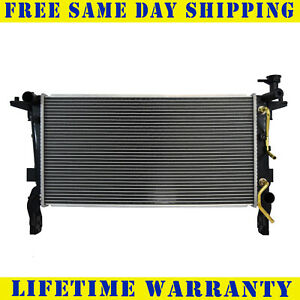 Radiator For 2010 2012 Hyundai Genesis Coupe 2 0 Lifetime Warranty Fast Shipping