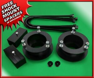 3 5 F 2 R Leveling Lift Kit For 2003 2013 Dodge Ram 2500 3500 4wd 4 Axle