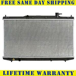 Radiator For 2013 2017 Honda Accord Acura Tlx Fast Free Shipping