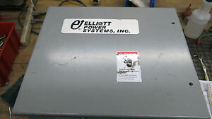 Cutler Hammer 100 Amp 1 Phase 240 Volt Automatic Transfer Switch Ats192