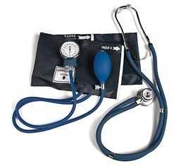 Sphygmomanometer And Sprague Rappaport style Stethescope Set