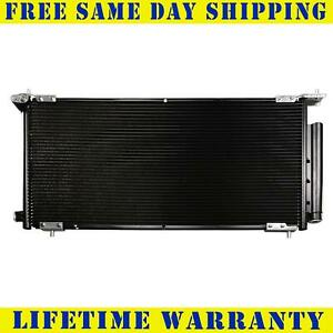 Ac A c Condenser For Honda Fits Cr v Element 2 4 L4 4cyl 3112