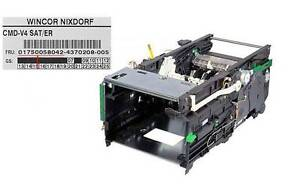 Wincor Cmd v4 Stacker Module With Single Reject Pn 1750058042