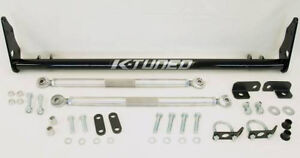 K Tuned K Swap Traction Bar 88 91 Honda Civic Crx Ef With K20 K24 Engines New