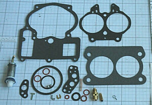 Mercury Marine Carb Kit Rochester 2 Barrel 305 350 Engines Mcm mie 198 898 New