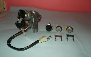 Suzuki Sj410 Sj413 Ignition Tumbler Door Glove Box Lock Set Samurai Sierra