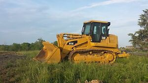 2005 Caterpillar 973 C Wh Crawler Track Loader