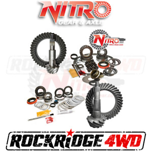 Nitro Gear Package For 02 10 Ford F 250 F 350 Super Duty 4x4 4 30 Ratio