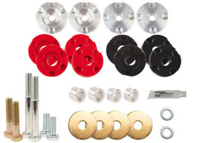 Steeda Differential Bushing Insert Race Combo Kit For 2015 16 Ford Mustang Gt