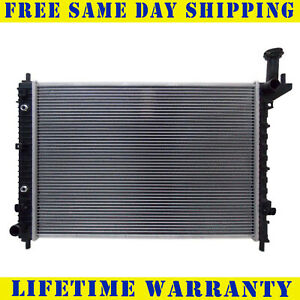 Radiator For 2007 2017 Gmc Acadia Chevy Traverse Buick Enclave 3 6 Free Shipping