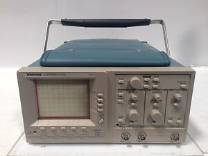 Tektronix Tas465 100 Mhz Two Channel Oscilloscope