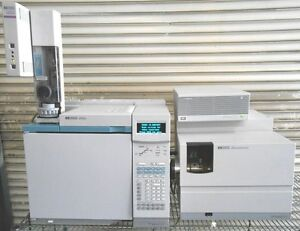 Hp Agilent 6890 With G2350a Atomic Emission Detector And 6890 Series Injector