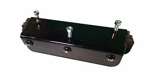 1 Stabilizer Street Pad Fits Most Case 580 Backhoes New 3 Bolt Pattern 395753a2