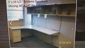 Office Furniture Government Specs High Grade 6 Work Stations High Quality