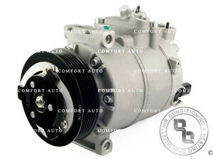 New A c Ac Compressor With Clutch Air Conditioning Pump 1 Year Warranty