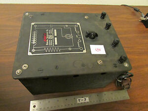 G Cenco Central Scientific No 80250 Resistance Capacitance Inductance Box