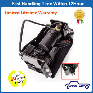 949 000 Air Ride Suspension Compressor Pump With Dryer For Chevy Gmc Suv Truck