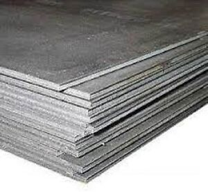 Hot Rolled Steel Plate Sheet A 36 1 4 X 36 X 48