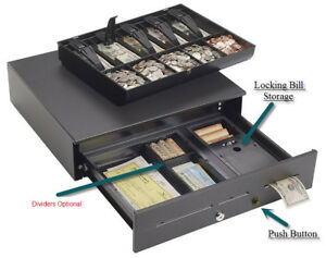 Mmf Advantage 18 Under Counter Manual Cash Drawer Adv1m16104