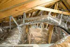 500 Sqft Reflective Radiant Barrier Attic Foil Insulation 25 5 Perf Rafter Cut