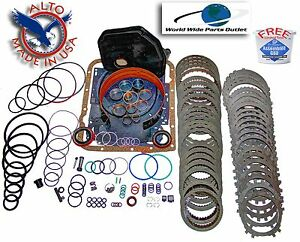 4l60e Transmission Rebuild Kit Heavy Duty Master Kit Stage 5 1993 1996