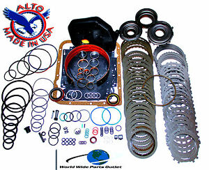 Gm 4l60e Transmission Rebuild Kit 1997 2003 Stage 4 With 3 4 Powerpack