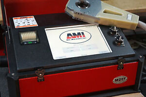 rental Only Arc Machines Orbital Welder M217 With Weldhead