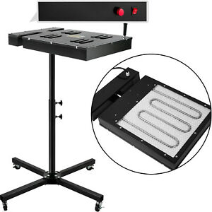 Flash Dryer Silkscreen T shirt Screen Printing Curing 16 x16 Electrical Heating