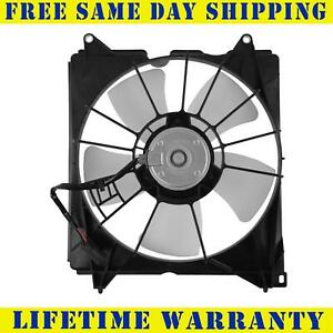 Radiator Cooling Fan Assembly For Honda Accord Ho3115162