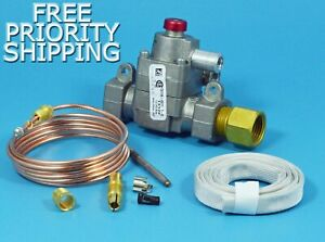 Fmea Safety Valve Kit replaces Bakers Pride M1104a Models Y600 Ds805 Others