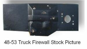 1948 1950 Willys Wagon Delivery 2wd Firewall Pad