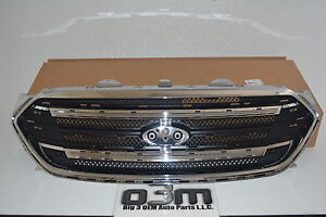 2013 2014 Ford Taurus Chrome Surround Grille Assembly New Oem Dg1z 8200 Sa