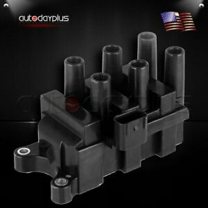 Ignition Coil Cassette New Pack For 2001 2008 Ford F 150 4 2l V6 Fd498