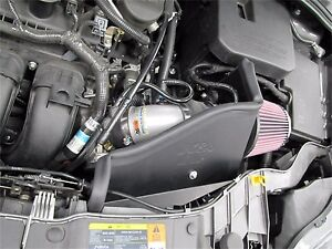 K N Silver Typhoon Air Intake System 2012 2018 Ford Focus 2 0l Non Turbo 9hp