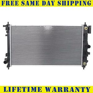 Radiator For 2011 2013 Buick Regal 2 0l Lifetime Warranty Fast Free Shipping