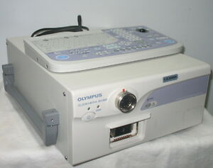 Olympus Eus Exera Endoscopic Ultrasound Processor Eu m60