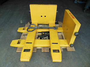 2 Sets Of Pallet Jack Forks 48 Long