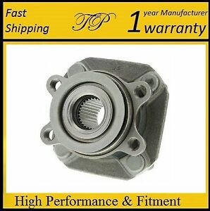 Front Wheel Hub Bearing Assembly For Nissan Sentra 4 Cyl 2 0l Abs 2007 2012