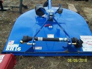 Bush Hog Bh 16 New 6 Bush Hog Rotary Cutter