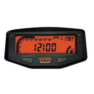 Viper Pipes 1100r Digital Tachometer