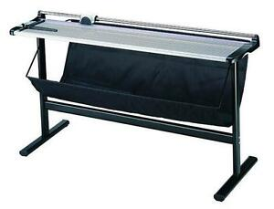 Paper Cutter Trimmer Rotary Metal Base 78 5 Model 3027 Bindery Free Spare Blade