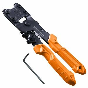 Universal Crimping Tool Precision Changeable Dies Molex Jst Tyco Engineer Pad 11