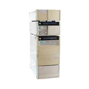 Hitachi L 7000 Series Hplc System With Uv Detector