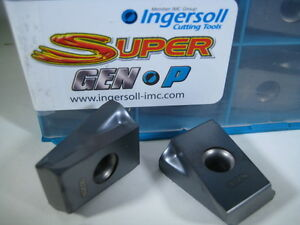 Lot 10 Ingersoll Dpm436r001 Face Milling Carbide Insert Indexable Mill Tool