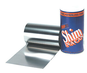 15mm Thick Stainless Steel Shim Stock Roll
