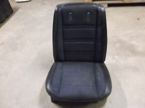 Jeep Wagoneer Cherokee Low Back Bucket Seat J10 J20 J 10 Rh