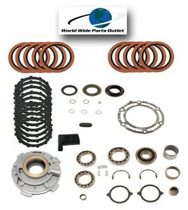 Np246 High Performance Rebuild Hp Kit 1998 up Stage 4 New Process 246