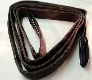 3 In X 20 Ft Towing Recovery Strap 40 000 Lbs Rated