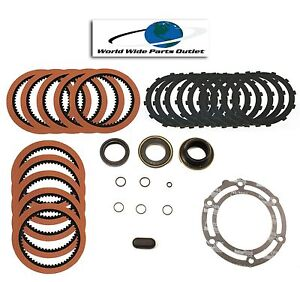 Np246 High Performance Rebuild Hp Kit 1998 up Stage 2 New Process 246