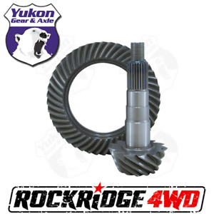 Yukon Gear Ring Pinion Gear Set Dana 30 Short 3 73 Ratio Jeep Tj Xj Zj Wj 4x4